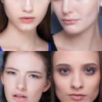 Da passarela pra vida real: Maquiagem Transparente