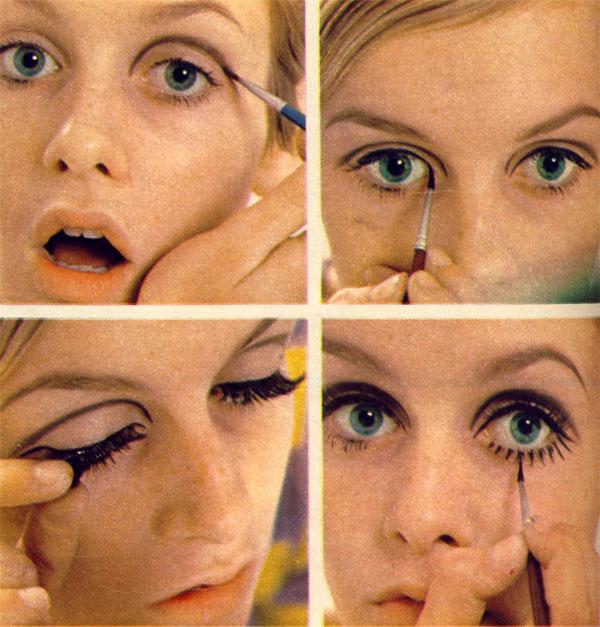 twiggy-makeup-maquiagem-60s