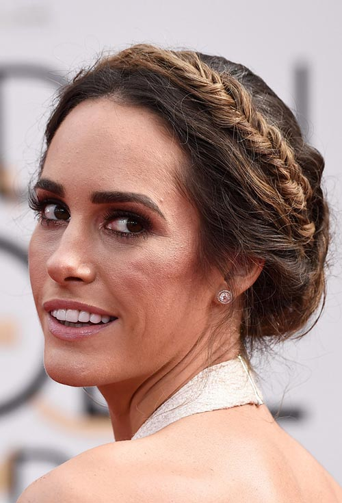 Golden_Globes_2015_celebrity_hairstyles_and_makeup_Louise_Roe